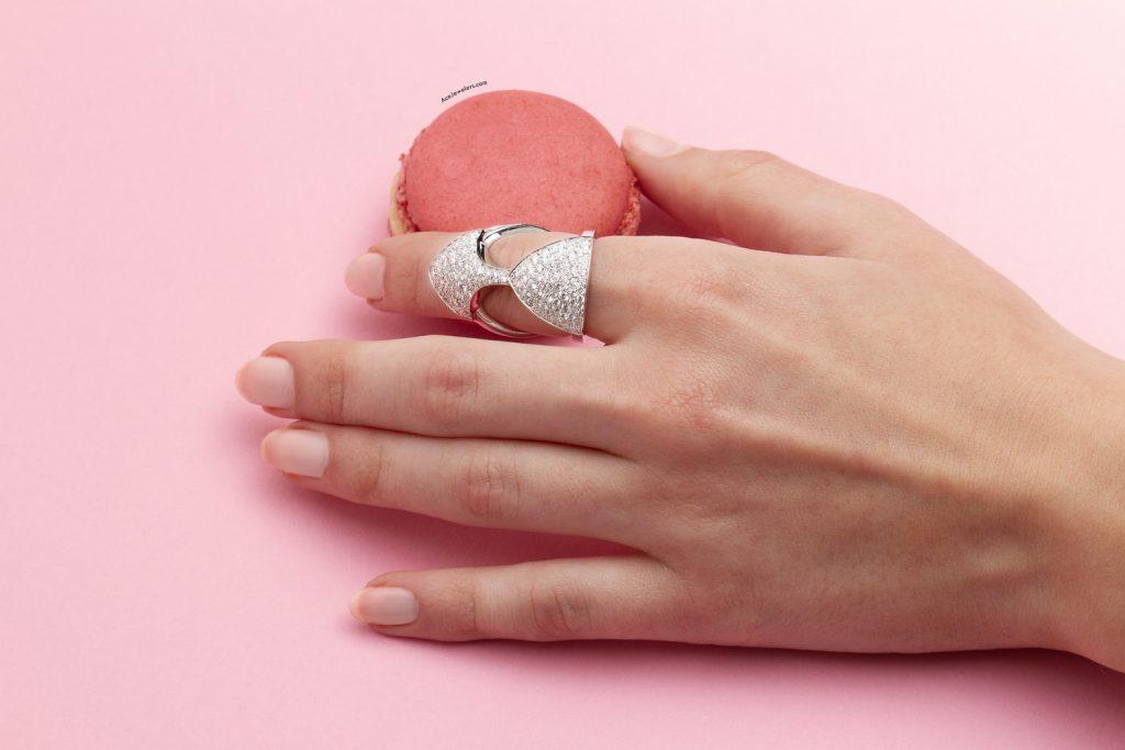 Akillis Python Diamonds Ring - article 4-1
