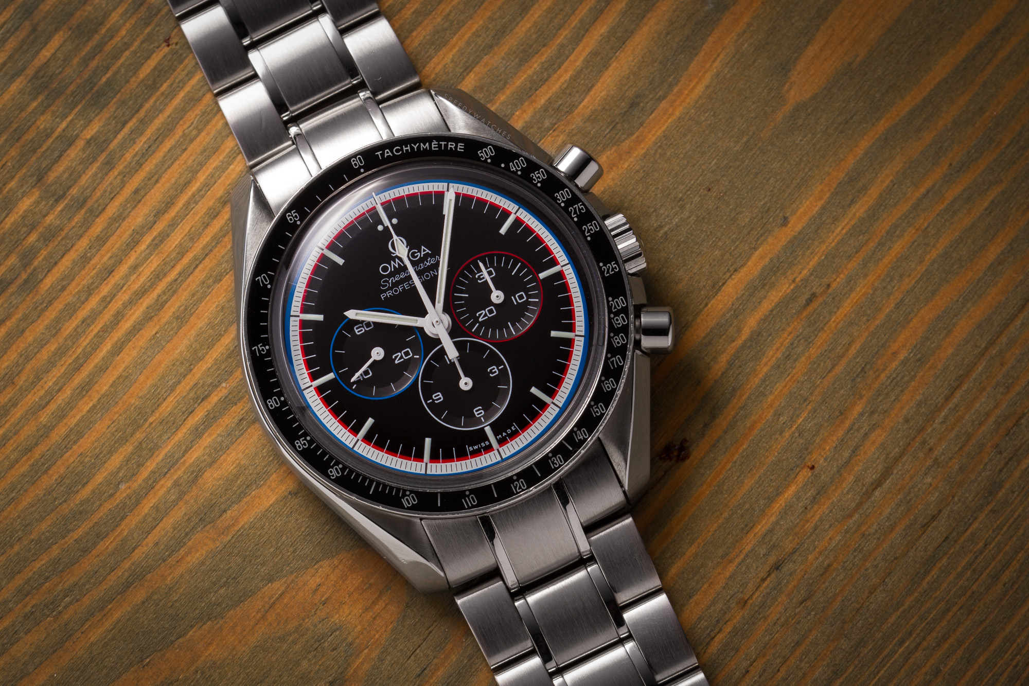 Omega Speedmaster Professional Apollo 15 40th Anniversary 311.30.42.30.01.003