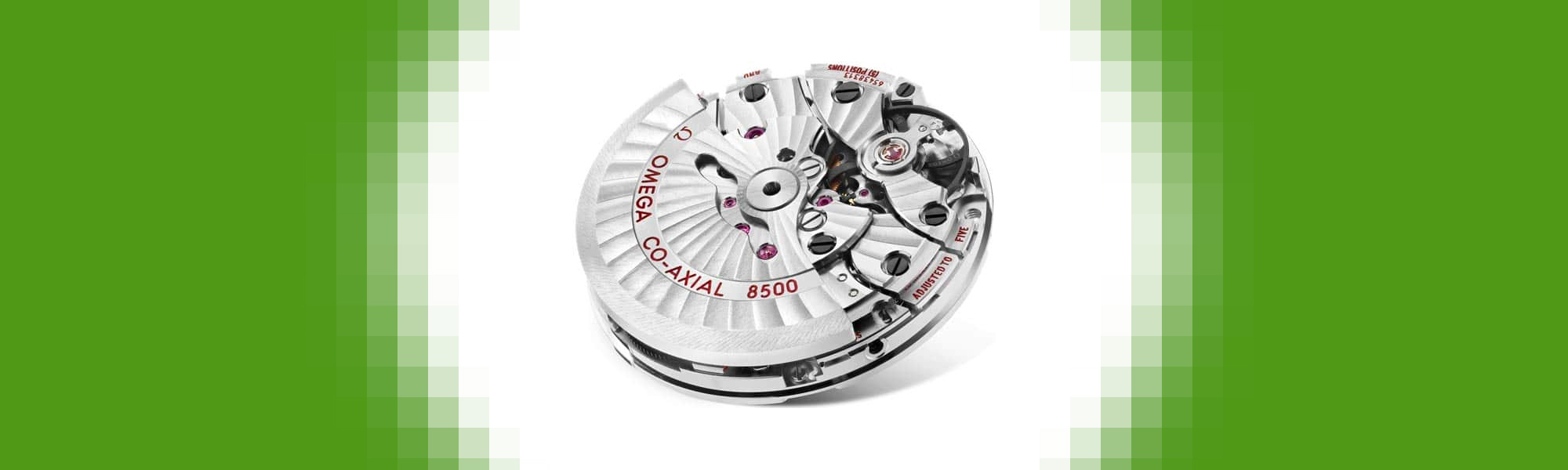omega caliber 8500 movement