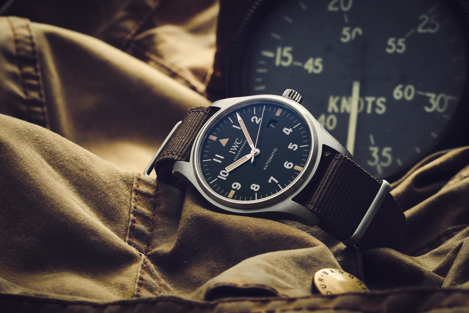 IWC Pilot's Watch Tribute to Mark 11
