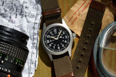 Hamilton Khaki Field Mechanical shop the Ace List