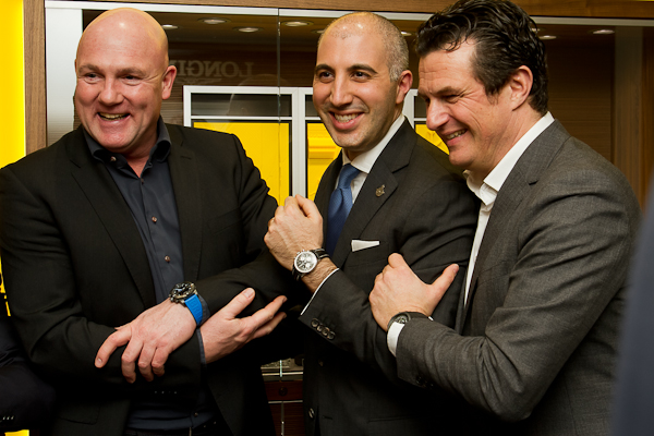Ace Jewelers Event with Breitling - Astronaut Andre Kuipers