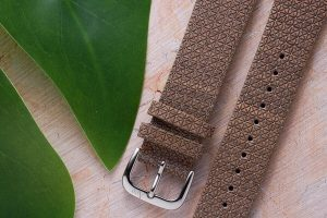 Ace Jewelers Compassionate Luxury Cork & Ash Watch Strap