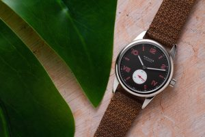 Ace Jewelers Compassionate Luxury Cork & Ash Watch Strap NOMOS